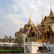 Wat Phra Kaeo in Bangkok — Stock Photo #2756786
