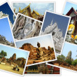 Traveling around Thailand - Foto Stock