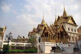 Wat Phra Kaeo in Bangkok — Stock Photo