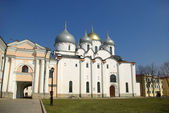 St. Sophia Cathedral — Foto de Stock