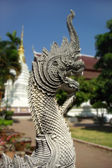 Statue of Dragon — Stock Photo