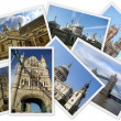 Traveling around England - Stockfoto