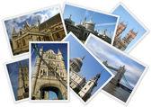 Resa runt i england — Stockfoto