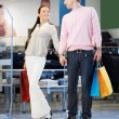 Pair in shop — Stock Photo #2909997