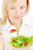 To eat or not to eat? — Stock Photo