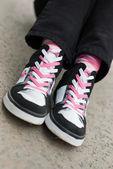 Paar sneakers — Stockfoto