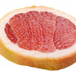 Stock Photo: pomelo close up