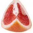 Pomelo on white close up — Stock Photo #3502527