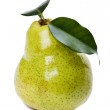 Stock Photo: Pear macro