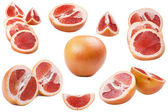 Fresh pomelo — Stock Photo