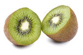 Sweet cutting kiwi close up — Stock Photo