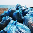 Garbage bags — Stock Photo #3497770