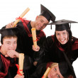 Group of students — Stock Photo #3740411