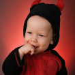 Stock Photo: Little devil