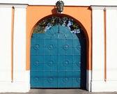 教会のゲート — ストック写真
