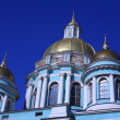 Old elohovskiy cathedral — Stock Photo