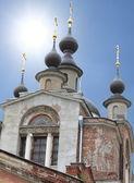 церковь в дневное время — Стоковое фото