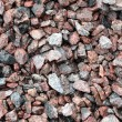 Gravel for background — Stock Photo