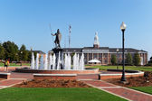 Troy University — Stock Photo