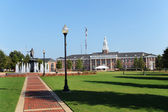 Troy University — Stock Photo