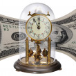 Money and Time — Stock Photo #3920273