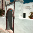 Santorini island, Cyclades, Greece — Stock Photo #3757453