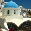 Santorini island, Cyclades, Greece — Stock Photo #3758595