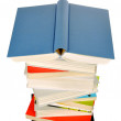 Stock Photo: Education - Books Stack