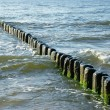 Breakwater — Stockfoto