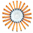 Syringes — Stock Photo