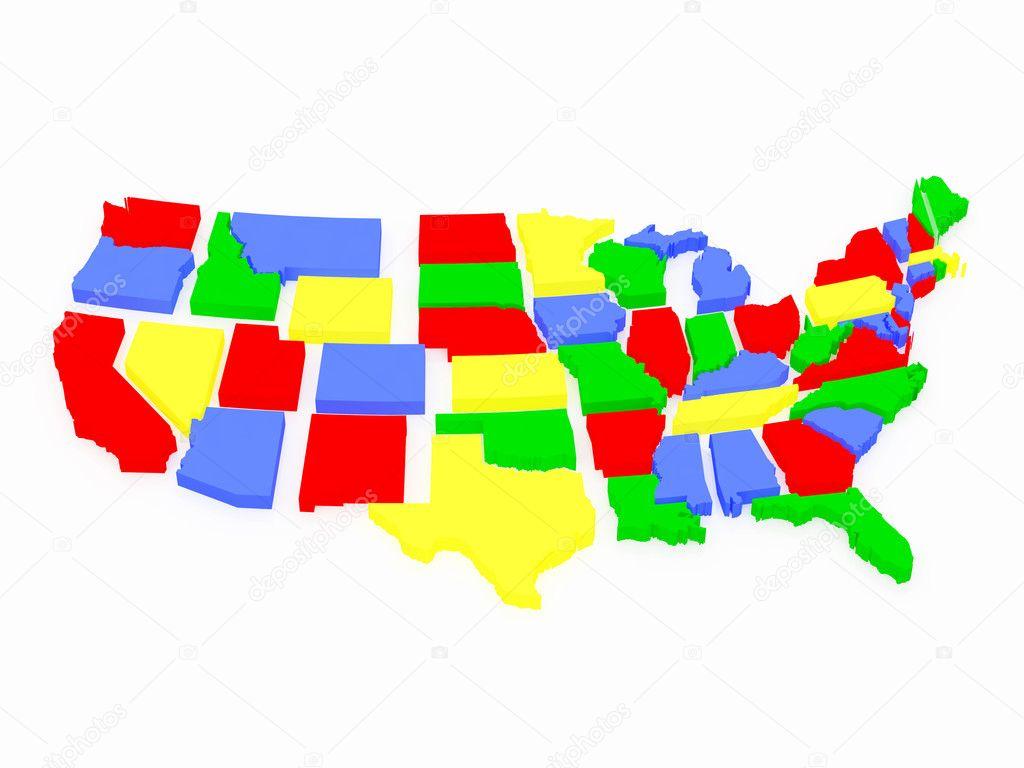 Map USA Photo rook76 2759619 – Map Usa High Resolution