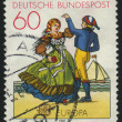 Postmark - Stockfoto