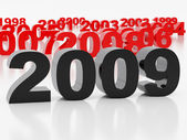 New-year — Stockfoto