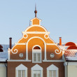Ancient buildings in Kaliningrad — Stock Photo #3187267