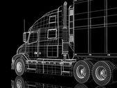 Lorry — Stock Photo