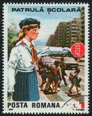 Poststempel — Stockfoto