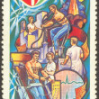Stamp set sixteen — Stock Photo #3218216
