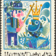 Stamp set fifty three - Zdjęcie stockowe