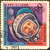 Briefmarken satz vierundzwanzig — Stockfoto