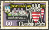 Stamp set thirty one — Stock Photo