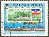 Stamp set thirty three — Stock Photo