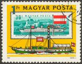 Stamp set thirty four — Stock Photo