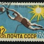 Postmark — Stock Photo #3220415