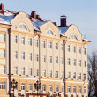Ancient buildings in Kaliningrad — Stock Photo