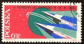 Conjunto de sello siete — Foto de Stock
