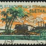 Postmark — Stock Photo #3427291