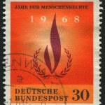 Postmark — Stock Photo #3496990