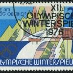 Postmark — Stock Photo #3497356