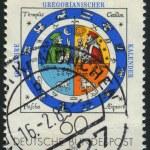 Postmark — Stock Photo #3497750
