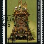 Postmark — Stock Photo #3499769